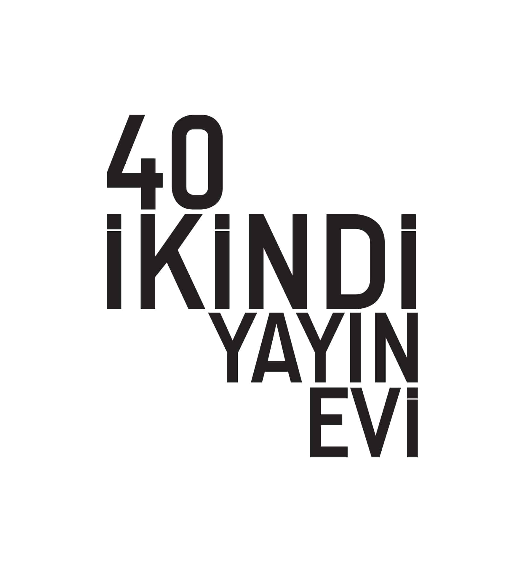 40ikindi Publications Logo