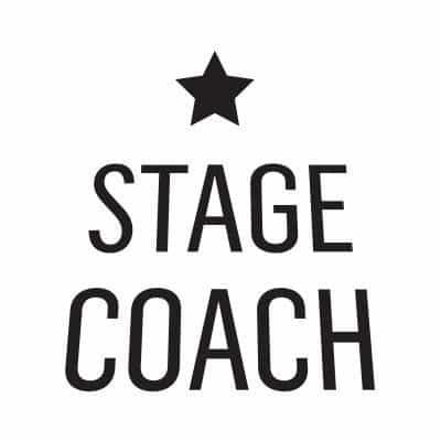Stage Coach Acting Studio Logo
