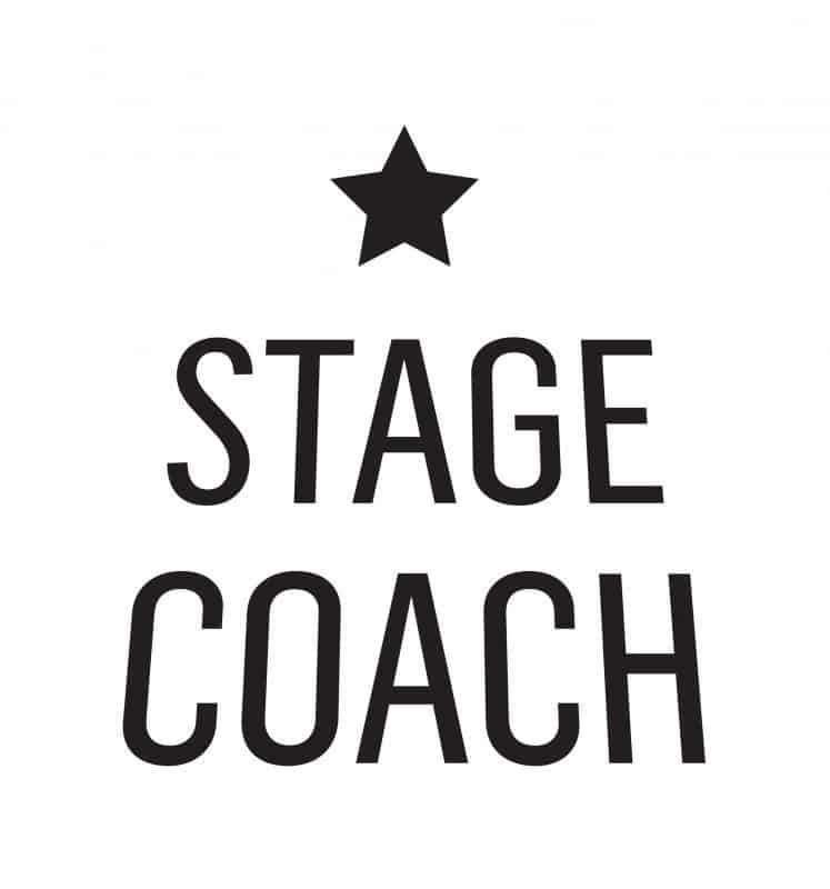 Stage Coach Acting Studio Logo