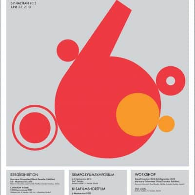 6th International Student Triennial Poster